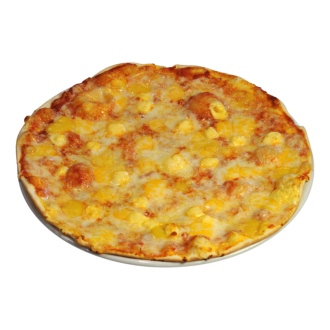 Пицца БАМБИНО СЫРНАЯ