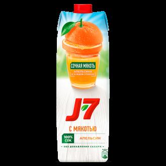 Сок J-7 Апельсиновый