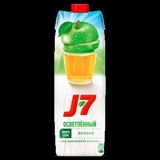 Сок J-7 Зеленое Яблоко